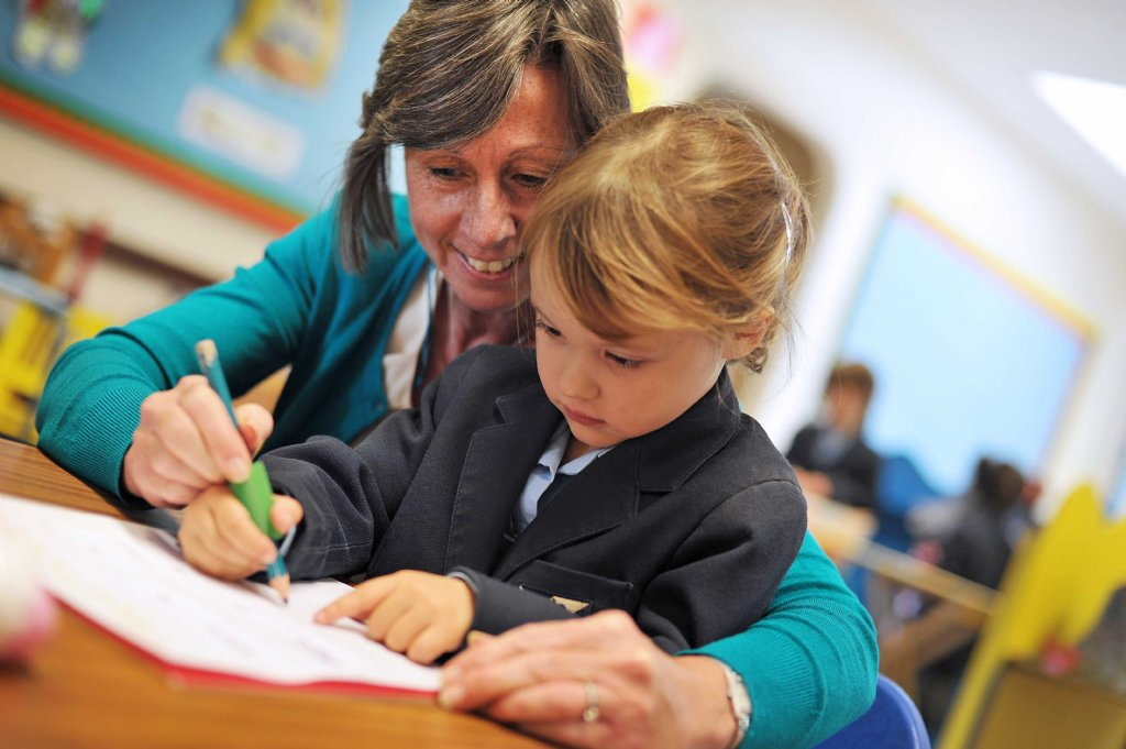 St Dominics Brewood - Kindergarten Learning Environment