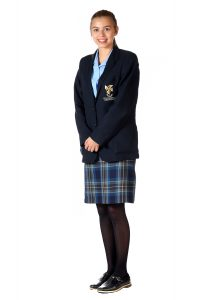 Full Winter Uniform with Blazer