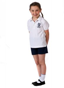 Girls P.E. Kit