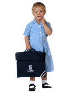 Girls  Kindergarten Uniform
